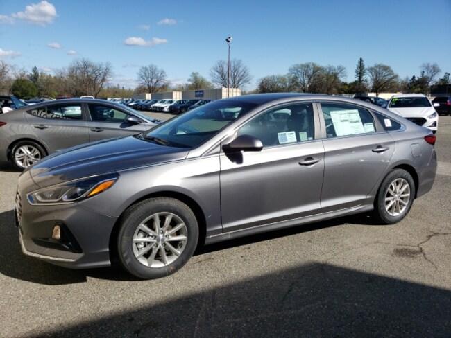 New 2019 Hyundai Sonata SE Sedan For Sale/Lease Chico, CA