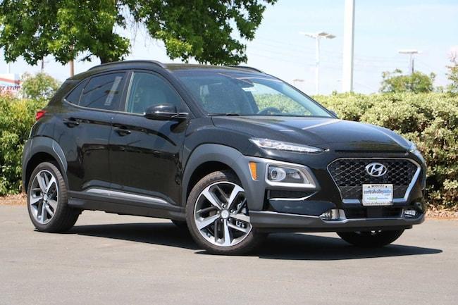 New 2019 Hyundai Kona Ultimate SUV For Sale/Lease Chico, CA