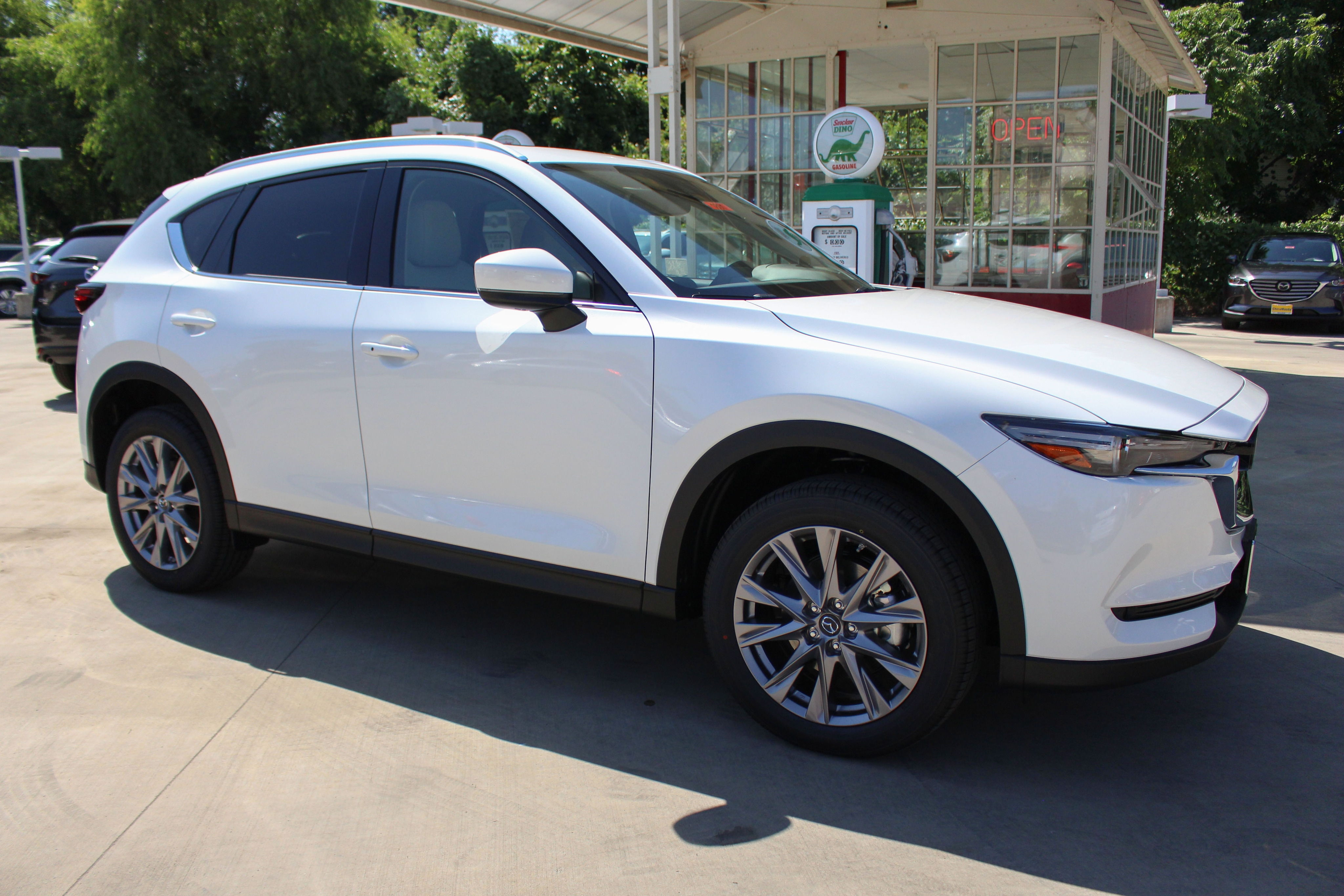 2019 Mazda CX-5 Grand Touring Reserve AWD Sport Utility