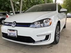 2016 Volkswagen e-Golf SE Automatic Hatchback