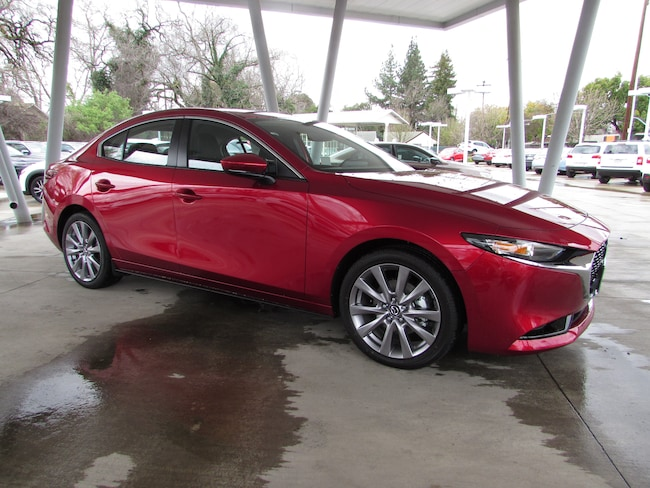 2019 Mazda Mazda3 Select Package AWD Sedan