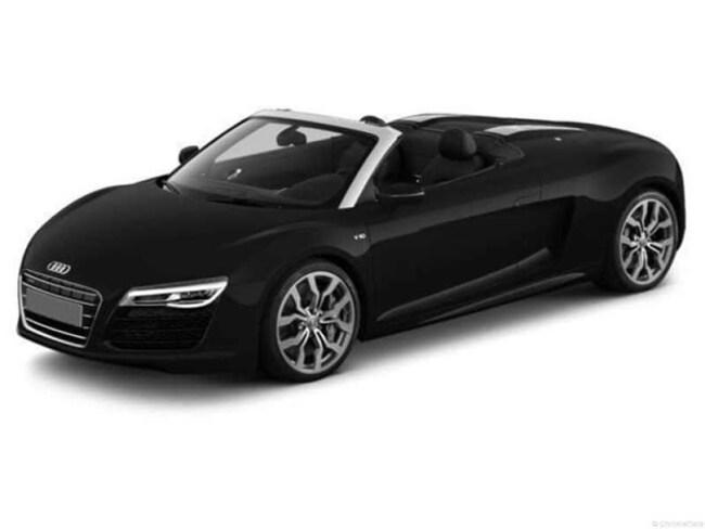 2014 Audi R8 5.2 (S tronic) Convertible
