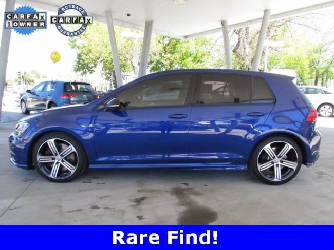 2016 Volkswagen Golf R 4-Door Hatchback
