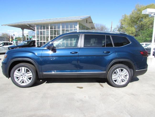 2019 Volkswagen Atlas SEL AWD SUV