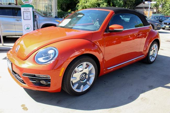 2019 Volkswagen Beetle Convertible 2.0T S Convertible
