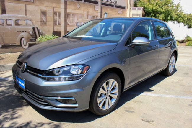 2019 Volkswagen Golf 1.4T SE Auto Car