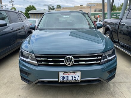 2019 Volkswagen Tiguan 2.0T SE 4motion Sport Utility