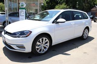 2019 Volkswagen Golf Sportwagen SE Station Wagon