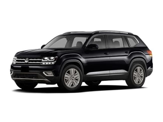 2019 Volkswagen Atlas SEL Premium AWD SUV