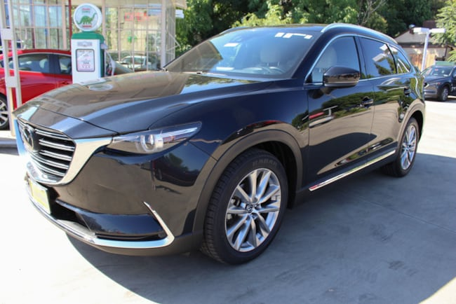 2016 Mazda CX-9 FWD 4dr Grand Touring Sport Utility