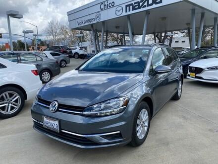 2018 Volkswagen Golf Sportwagen S Station Wagon