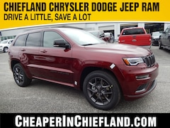 New 2020 Jeep Grand Cherokee LIMITED X 4X4 Sport Utility 20R074 1C4RJFBT6LC185530 Chiefland, near Gainesville