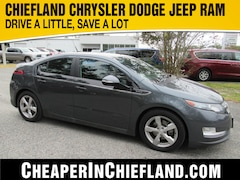 Used 2012 Chevrolet Volt Base Hatchback 1G1RA6E41CU117658 Chiefland near Gainesville