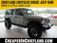 New 2019 Jeep Wrangler UNLIMITED SPORT S 4X4 Sport Utility 19S283 1C4HJXDNXKW617646 Chiefland, near Gainesville
