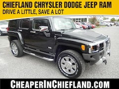 Used 2009 HUMMER H3 H3X 4x4 H3X  SUV 5GTEN13E998117412 Chiefland