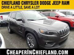 New 2019 Jeep Cherokee LATITUDE PLUS FWD Sport Utility 19R272 1C4PJLLB0KD428141 Chiefland, near Gainesville