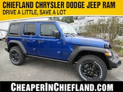 New 2020 Jeep Wrangler UNLIMITED WILLYS 4X4 Sport Utility 20S050 1C4HJXDN1LW159187 Chiefland, near Gainesville