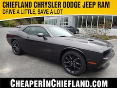 New 2019 Dodge Challenger SXT Coupe 19I396 2C3CDZAG8KH735622 Chiefland, near Gainesville