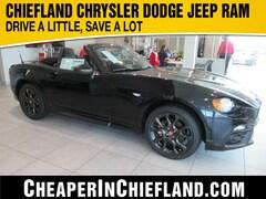 New 2020 FIAT 124 Spider ABARTH Convertible 20Y039 JC1NFAEK7L0143730 Chiefland, near Gainesville