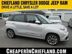 New 2020 FIAT 500L LOUNGE Hatchback 20Y098 ZFBNFACH7LZ042499 Chiefland, near Gainesville