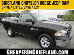 Used 2017 Ram 1500 Express 4x2 Express  Regular Cab 6.3 ft. SB Pickup for sale in Chiefland, FL
