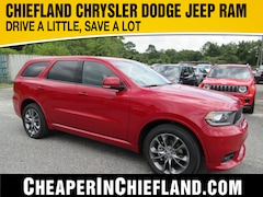 New 2020 Dodge Durango GT PLUS RWD Sport Utility 20D009 1C4RDHDG9LC102854 Chiefland, near Gainesville