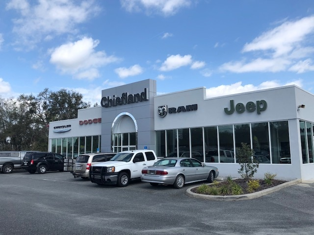 Chiefland Dodge Chrysler Jeep Ram New And Used Car Dealer Near