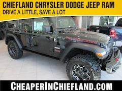 New 2020 Jeep Wrangler UNLIMITED RUBICON RECON 4X4 Sport Utility 20S177 1C4HJXFN5LW270239 Chiefland, near Gainesville