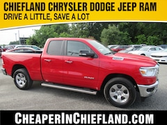 Used 2020 Ram 1500 Big Horn 4x4 Big Horn  Quad Cab 6.4 ft. SB Pickup for sale in Chiefland, FL