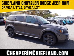 New 2020 Dodge Journey CROSSROAD (FWD) Sport Utility 20U164 3C4PDCGB7LT181228 Chiefland, near Gainesville