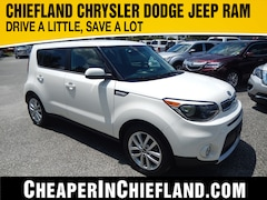 Used 2018 Kia Soul + +  Crossover KNDJP3A5XJ7542713 Chiefland near Gainesville
