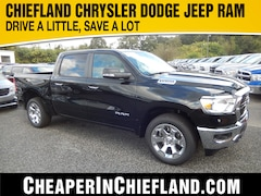 New 2019 Ram All-New 1500 BIG HORN / LONE STAR CREW CAB 4X2 5'7 BOX Crew Cab 19T091 1C6RREFG4KN641700 Chiefland, near Gainesville