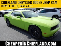 New 2019 Dodge Challenger GT Coupe 19I315 2C3CDZJG8KH627291 Chiefland