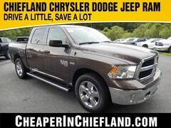 New 2019 Ram 1500 Classic TRADESMAN CREW CAB 4X2 5'7 BOX Crew Cab 19T181 1C6RR6KT5KS594039 Chiefland, near Gainesville