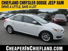 2015 Ford Focus SE SE  Sedan Chiefland near Gainesville