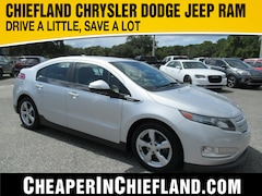 Used 2013 Chevrolet Volt Base Hatchback 1G1RA6E49DU128943 Chiefland near Gainesville