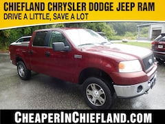 Used 2006 Ford F-150 XLT XLT  SuperCrew Styleside 5.5 ft. SB 1FTPW14536KB54465 Chiefland near Gainesville
