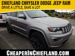 New 2019 Jeep Grand Cherokee ALTITUDE 4X2 Sport Utility 19R224 1C4RJEAG7KC715971 Chiefland