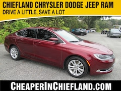 Used 2015 Chrysler 200 Limited Limited  Sedan 1C3CCCAG4FN756111 Chiefland near Gainesville