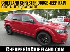 New 2019 Dodge Journey SE Sport Utility 19U349 3C4PDCBG4KT837726 Chiefland, near Gainesville