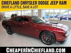 New 2020 Dodge Challenger R/T SCAT PACK Coupe 20I150 2C3CDZFJ6LH104065 Chiefland, near Gainesville