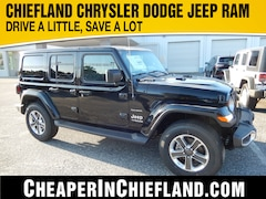 New 2018 Jeep Wrangler UNLIMITED SAHARA 4X4 Sport Utility 18S361 1C4HJXEN6JW175946 Chiefland, near Gainesville