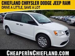 New 2019 Dodge Grand Caravan SE Passenger Van 19K204 2C4RDGBG3KR624379 Chiefland, near Gainesville