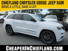 New 2020 Jeep Grand Cherokee LIMITED X 4X2 Sport Utility 20R092 1C4RJEBG2LC185828 Chiefland, near Gainesville