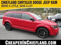 New 2019 Dodge Journey SE Sport Utility 19U437 3C4PDCBB0KT871215 Chiefland, near Gainesville