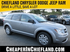 New 2019 Dodge Journey SE VALUE PACKAGE Sport Utility 19U430 3C4PDCAB8KT867849 Chiefland, near Gainesville