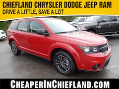 New 2019 Dodge Journey SE Sport Utility 19U269 3C4PDCBB6KT738345 Chiefland, near Gainesville