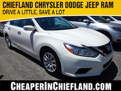 Used 2018 Nissan Altima 2.5 S  Sedan 1N4AL3AP9JC120927 Chiefland