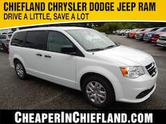 New 2019 Dodge Grand Caravan SE Passenger Van 19K308 2C4RDGBGXKR684045 Chiefland, near Gainesville