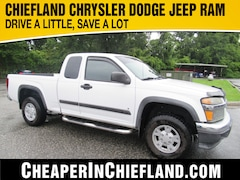 Used 2008 Chevrolet Colorado LT 4x4 LT Extended Cab 1GCDT39E188221628 Chiefland near Gainesville